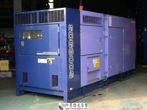 60k 活動專用發電機